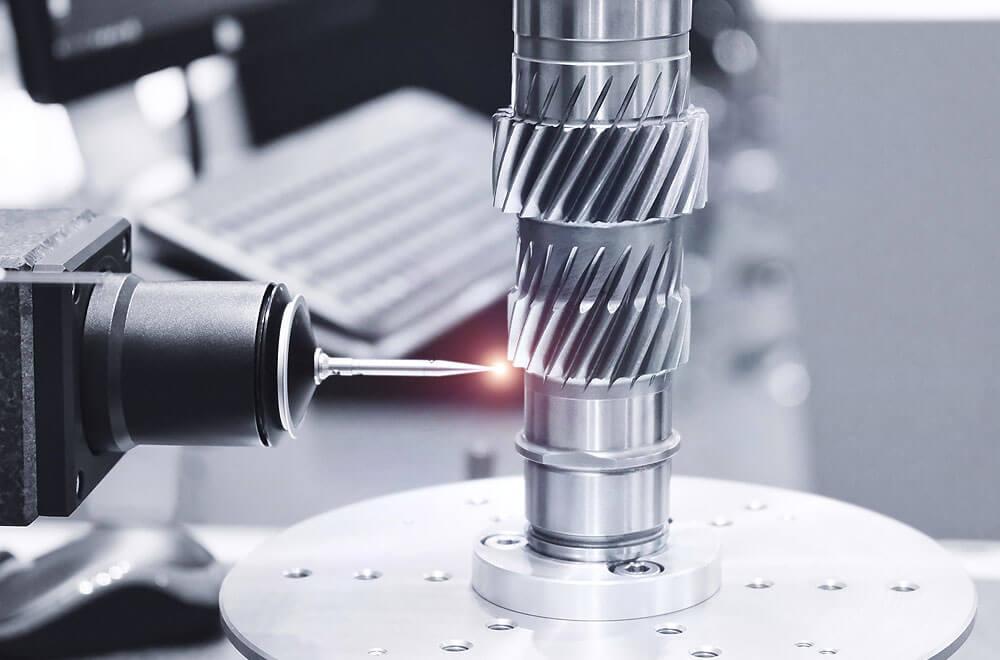 Jakość wyrobów CNC
