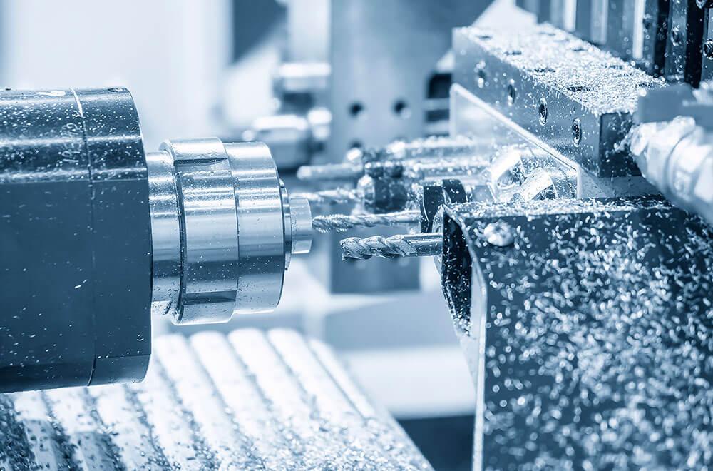Toczenie na automatach tokarskich CNC
